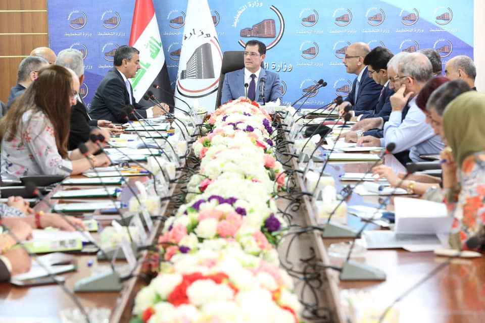 During the chairmanship of the first meeting of the Supreme Commission for the census of the population .. Minister of Planning announces the start of preparations for the implementation of the general census of the population in October next year 1558498253a92bf0966597082487cbc1205b413fd6--61113852_2572229366337271_7773755123448152064_n