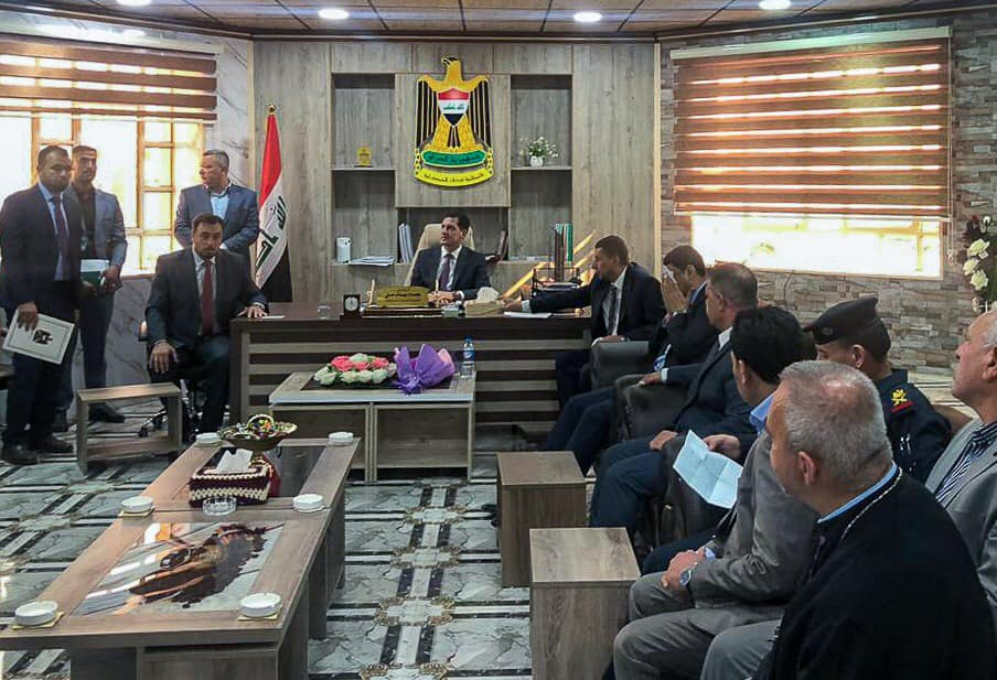 Minister of Planning: We will redouble efforts to provide all means of domestic and international support to restore the stability and reconstruction of the province 1560680919acf5117ca17c65407c9b3698c23eaf0f--64348566_2592820597611481_3331751430250823680_n