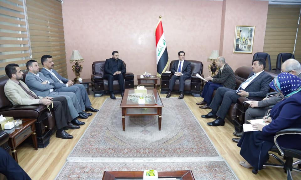 The Minister of Planning discusses with the local Baghdad government ways to improve the reality of services and enhance joint cooperation 1582660912f310e8a0ae544dab8528ba15b580d6cd--%D9%86%D8%A7%D8%A6%D8%A8_%D8%B1%D8%A6%D9%8A%D8%B3_%D9%85%D8%AC%D9%84%D8%B3_%D8%A7%D9%84%D9%86%D9%88%D8%A7%D8%A8