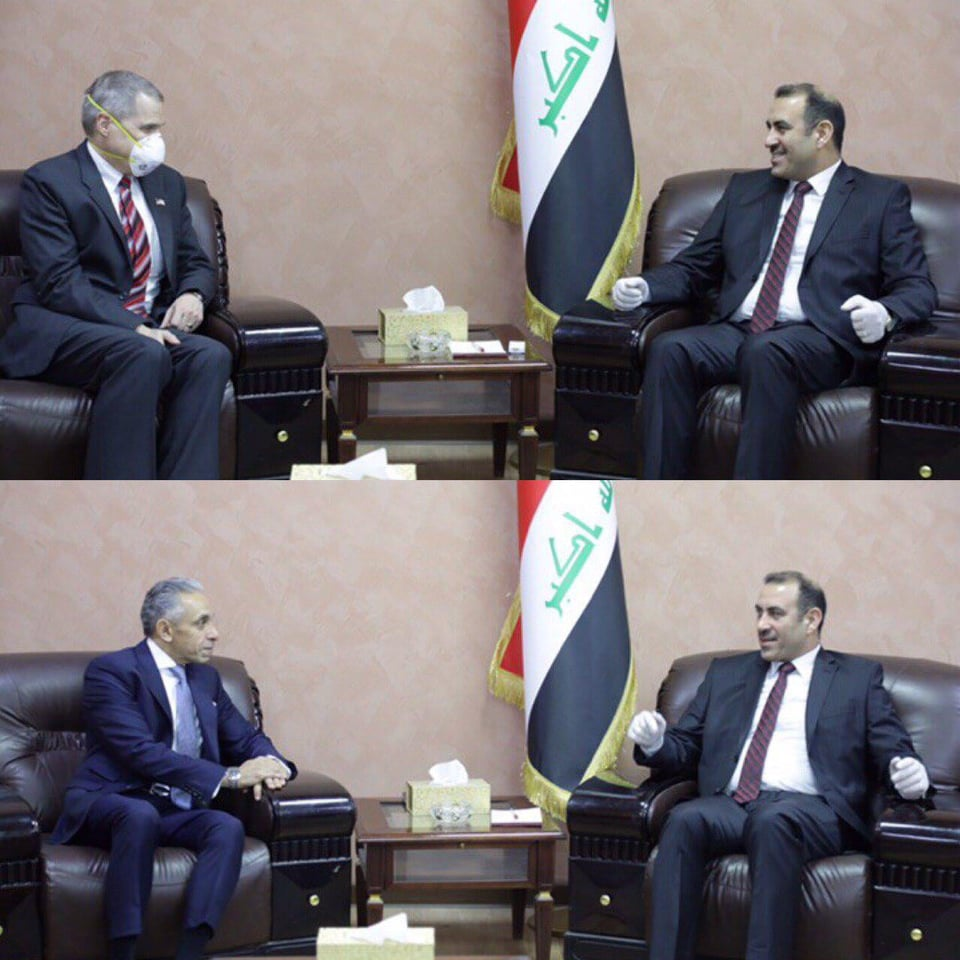 In two separate meetings, the Minister of Planning discussed with the ambassadors of Egypt and the United States the enhancement of bilateral relations in the economic and investment fields 15894019800a3451c18938d15c49cfbcc936c33ac4--%D9%84%D9%82%D8%A7%D8%A1_%D8%A7%D9%84%D8%B3%D9%81%D8%B1%D8%A7%D8%A1