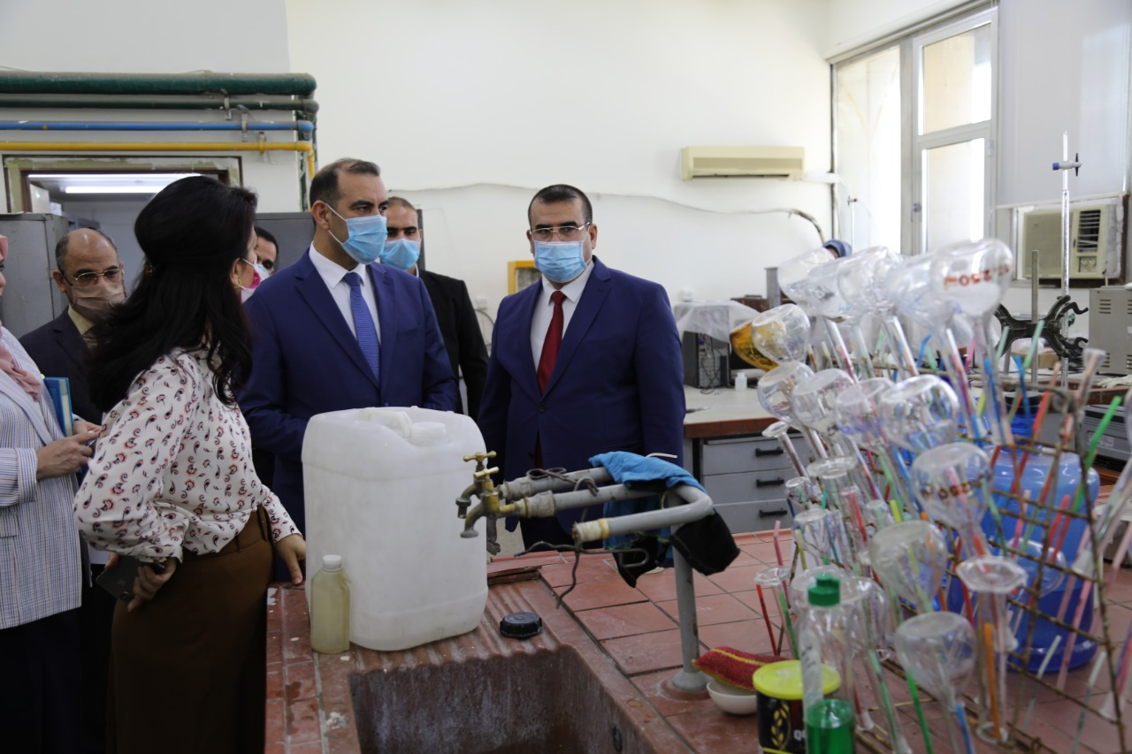 The Minister of Planning inspects the progress of work in the Central Organization for Standardization and Quality Control 1589917118dbba1c0319b585a993b18f97e1b3d1db--%D8%B2%D9%8A%D8%A7%D8%B1%D8%A9_%D9%88%D8%B2%D9%8A%D8%B1_%D8%A7%D9%84%D8%AA%D9%82%D9%8A%D9%8A%D8%B3