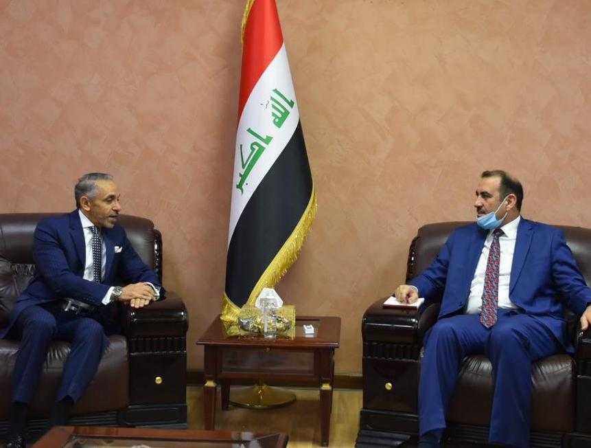 The Minister of Planning discusses with the Egyptian ambassador the promotion and development of bilateral relations between the two countries in the economic and investment fields 1591106191b811f07802965a966d77b2de0a2c223f--%D9%85%D8%B9_%D8%A7%D9%84%D8%B3%D9%81%D9%8A%D8%B1_%D8%A7%D9%84%D9%85%D8%B5%D8%B1%D9%8A