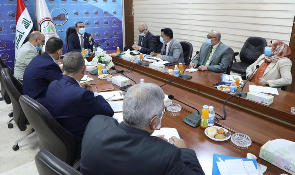 During his meeting with the directors of the planning and statistics departments in the governorates ... the Minister of Planning announces a plan to support the poorest villages and initiates the implementation of a number of statistical surveys in the a 160465671970518e1b3a2e620e25759a51eff14cde--%D8%AA%D8%AE%D8%B7%D9%8A%D8%B7_%D9%85%D8%AD%D8%A7%D9%81%D8%B7%D8%A7%D8%AA