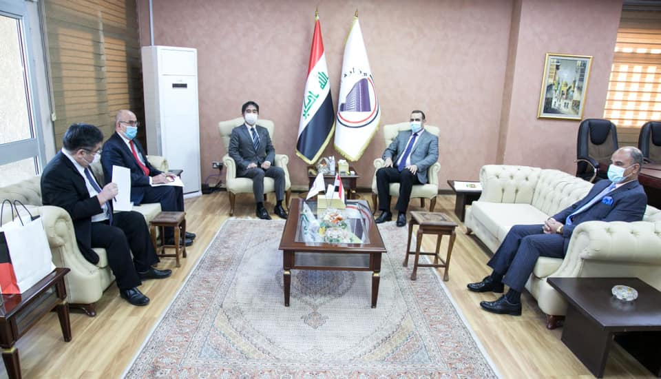 Upon receiving its ambassador in Baghdad ... the Minister of Planning announces the signing of an important agreement for joint cooperation with Japan, soon 160619111676e442eb4c411afe1091dcfaf5a8a877--%D8%A7%D9%84%D8%B3%D9%81%D9%8A%D8%B1_%D8%A7%D9%84%D9%8A%D8%A7%D8%A8%D8%A7%D9%86%D9%8A
