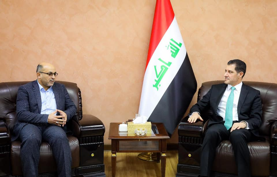 The Minister of Planning discusses the file of services with the governor of Baghdad and announces the allocation of 946 billion dinars to improve the reality of the capital services 15499526900a2d74528364ae1636ed058a329d9808--%D9%85%D8%AD%D8%A7%D9%81%D8%B8_%D8%A8%D8%BA%D8%AF%D8%A7%D8%AF