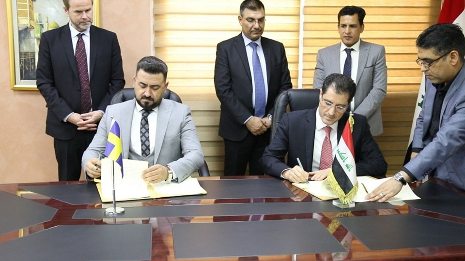 Minister of Planning signs agreement with SIDA to support local governments in Iraq 1556771539d7a1efa27046d82e0c0f4b0e8ea77387--%D9%88%D9%83%D8%A7%D9%84%D8%A9_%D8%AA%D9%86%D9%85%D9%8A%D8%A9_%D8%B3%D9%88%D9%8A%D8%AF%D9%8A%D8%A9