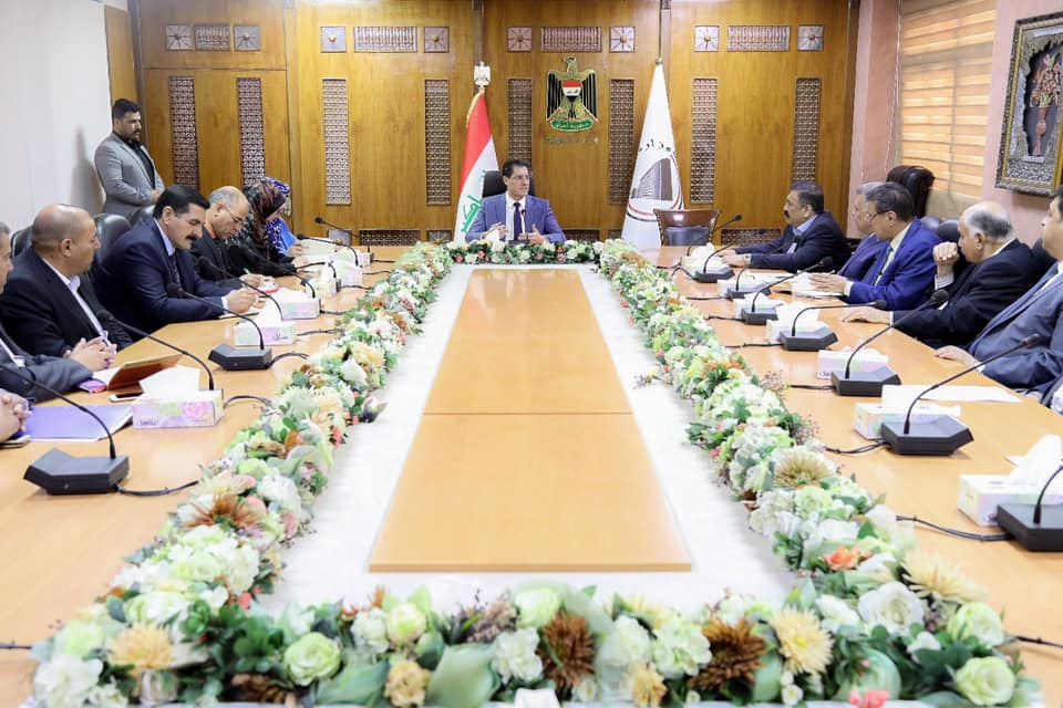 In light of the ministry's efforts to support and develop the private sector .. Minister of Planning chairs an expanded meeting to discuss ways to develop the work of the mills and the approval of international standards 1557468994c6329099c258370d303f29b79fe3ed79--%D9%85%D8%B7%D8%A7%D8%AD%D9%86