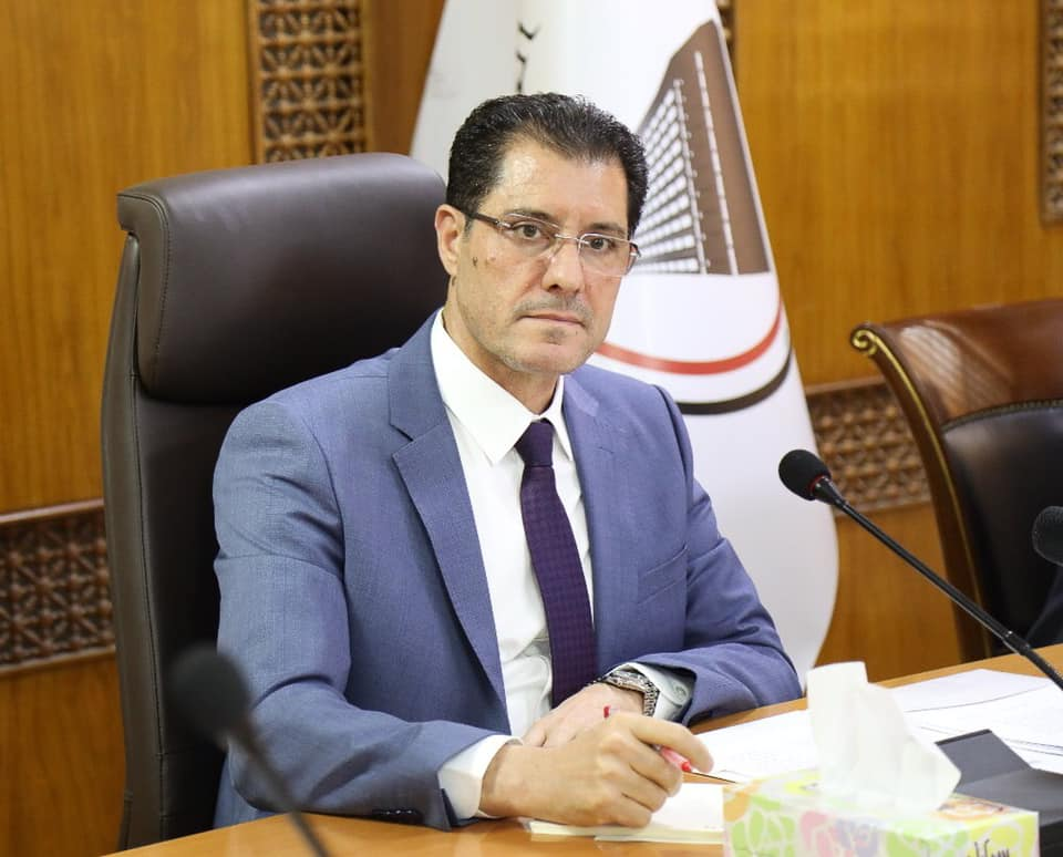 Launch of the disbursement of 400 billion dinars for the implementation of infrastructure in the port project of Faw 15584127701a1cad615a40b73a9b6e663781f9614b--%D9%88%D8%B2%D9%8A%D8%B1_%D8%A7%D9%84%D8%AA%D8%AE%D8%B7%D9%8A%D8%B7