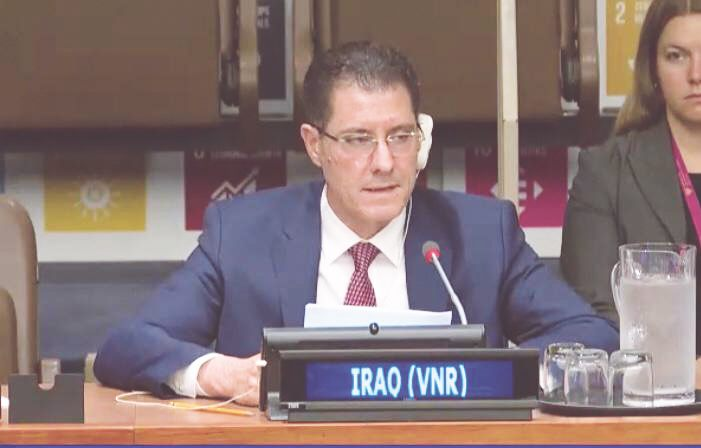 Iraq participates in the United Nations High-Level Ministerial Meeting in New York 1563553654ba75841eae8b75de4be77dacfbc3e7c0--%D9%88%D8%B2%D9%8A%D8%B1
