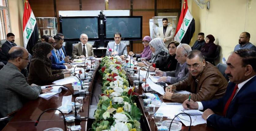 Planning announces the Ministry's strategic plans to support the construction sector in Iraq 15488253750e5d71828fe19ae6ce8b0ea2c6189b85--50773249_2494649704095238_1903154378848600064_n