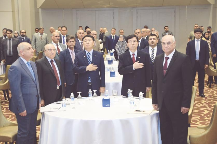 Ministry of Planning participates in the Iraq Reconstruction and Anti-Corruption Seminar held by the Korean Embassy ... 156404473143c79630a6c6ac2c74922d1035a48d55--%D8%A7%D9%84%D8%B3%D9%81%D8%A7%D8%B1%D8%A9_%D8%A7%D9%84%D9%83%D9%88%D8%B1%D9%8A%D8%A9