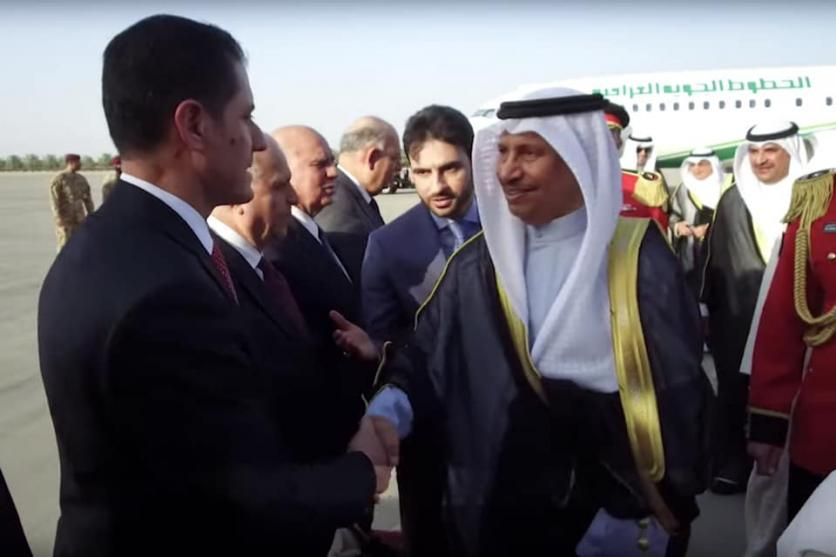 The Foreign Minister heads the work of the Iraqi-Kuwaiti Joint Ministerial Committee 1558584685f3967b9c890e78f4e8c7b5b844fcfa61--60952395_2573261542900720_5905657951296684032_n