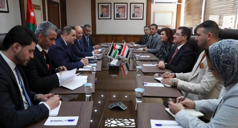 Iraq and Jordan sign memorandum on project implementation and reconstruction 1561558791d338259b793fbaf30bca1f76e9ae8450--65470926_2601487123411495_4826367974443057152_n