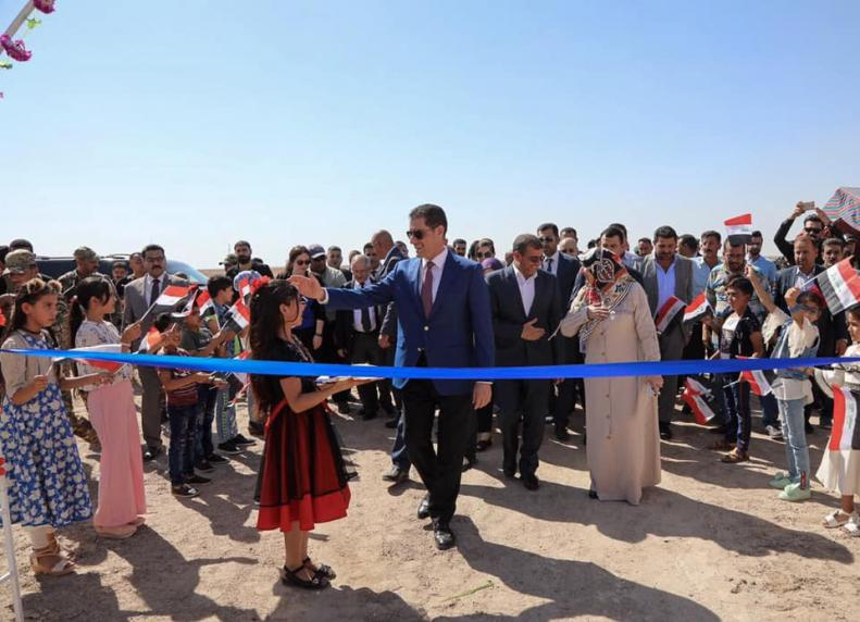 Minister of Planning: inspecting efforts to restore stability and reconstruction in the district of Fallujah 156222455127441d8cc2facd469b583b2296556896--65835485_2607849829441891_8491051860591902720_n