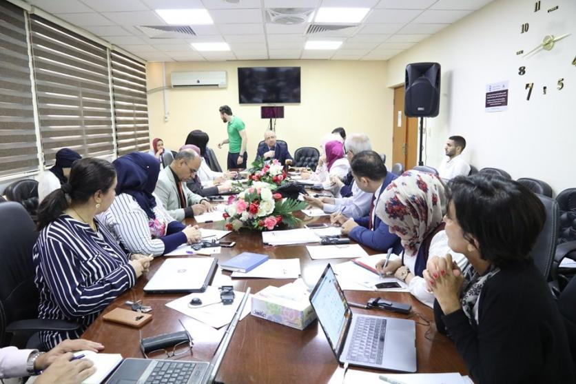 With the participation of international experts, the Ministry of Planning is holding a workshop to review the first voluntary national report on ... 1561362262da50255a752b5f44e0e05fa588d02c15--65035814_2599596430267231_4285326073673023488_n