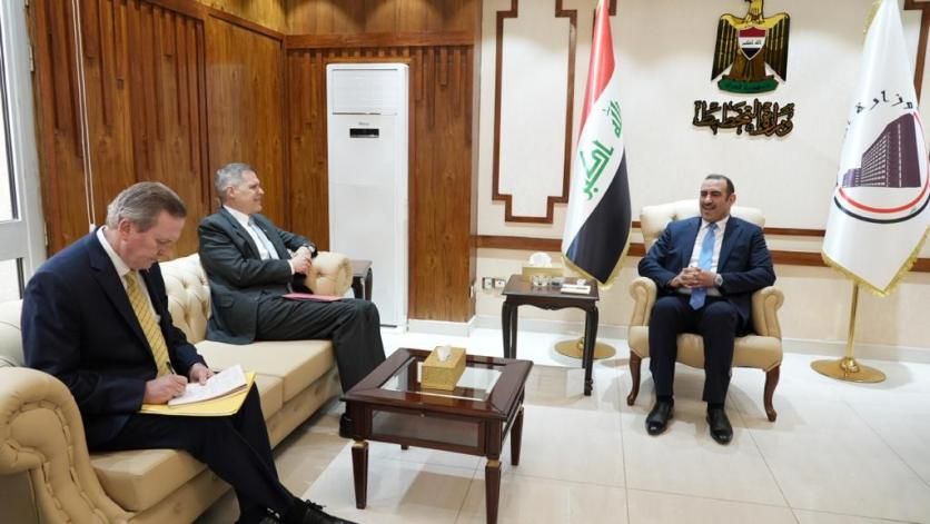 The Minister of Planning discusses with the US Ambassador the development of economic relations between the two countries 1623153684c2634907cc29b06a2e28068eaecea6ab--WhatsApp_Image_2021-06-08_at_1