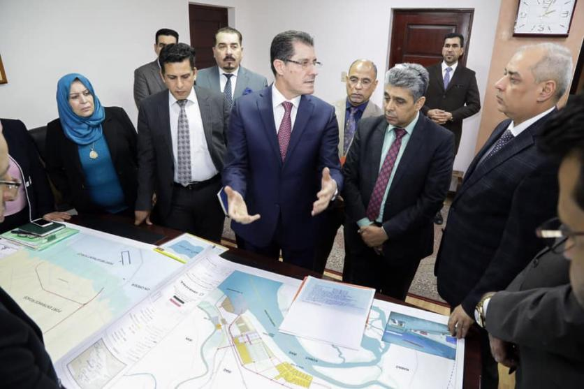 The Ministers of Planning and Transport discuss the stages of completion of the major FAO project, according to the timelines set for it 15797249357159801ccb1cc6ff94fe441d368b617a--%D9%88%D8%B2%D9%8A%D8%B1_%D8%A7%D9%84%D9%86%D9%82%D9%84