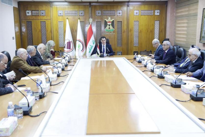 The Minister of Planning discusses ways to develop the tourism sector in Iraq with a number of private sector activities 15807602262aece5ea7471788deda253de6f9312ba--%D9%82%D8%B7%D8%A7%D8%B9_%D8%B3%D9%8A%D8%A7%D8%AD%D9%8A