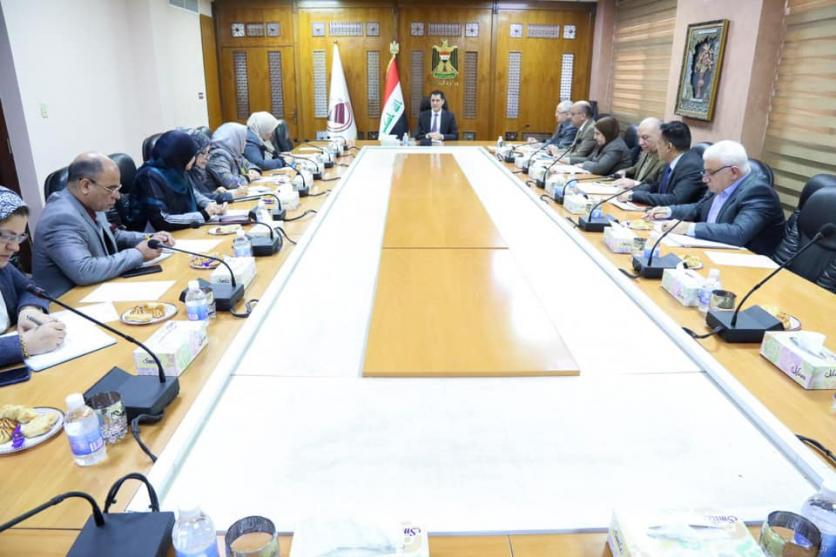 The Minister of Planning announces the Ministry's priorities for 2020 and confirms the completion of the internal system and institutional building of the Electoral Commission 1580915862a68c930874596accd2f05620dfc5ce4f--%D8%A7%D9%88%D9%84%D9%88%D9%8A%D8%A7%D8%AA_%D8%A7%D9%84%D9%88%D8%B2%D8%A7%D8%B1%D8%A9_2020