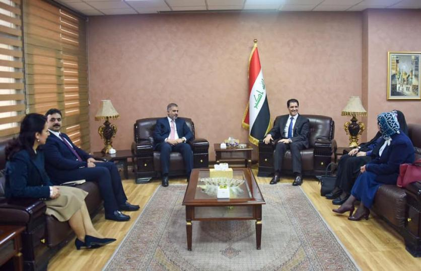 The Minister of Planning discusses with the local Baghdad government ways to improve the reality of services and enhance joint cooperation 1582613000ef5a83522f4368a51a74b799c807f53f--%D8%A7%D9%84%D8%AC%D9%87%D8%A7%D8%B2_%D8%A7%D9%84%D9%85%D8%B1%D9%83%D8%B2%D9%8A_%D9%84%D9%84%D8%AA%D9%82%D9%8A%D9%8A%D8%B3