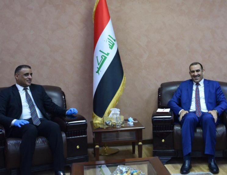 During his meeting with the Governor of Wasit and Deputy Kazem Al-Sayyadi, the Minister of Planning, announces a plan to ensure that investment projects do not stop due to the financial crisis 159110638889945f8e850dfd40e44fb29e925f751e--%D9%85%D8%B9_%D9%85%D8%AD%D8%A7%D9%81%D8%B8_%D9%88%D8%A7%D8%B3%D8%B7