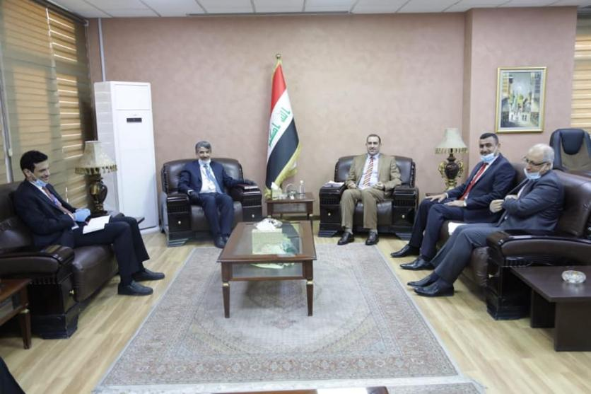 Iraq's Minister of Finance visits Kuwait for talks on economic cooperation, investment 15933463948e446a213f37cb8a5cad6c505698663b--%D8%A7%D9%84%D8%B3%D9%81%D9%8A%D8%B1_%D8%A7%D9%84%D9%83%D9%88%D9%8A%D8%AA%D9%8A