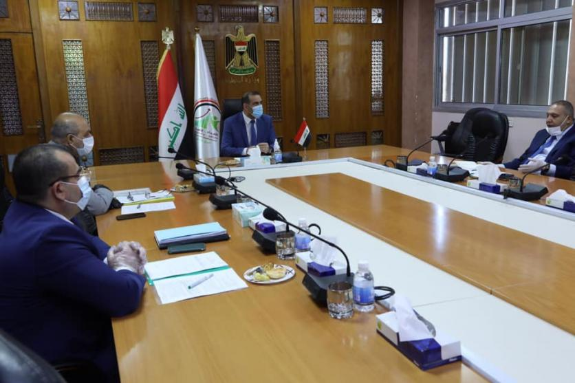 The Minister of Planning chairs the first meeting of the Economic and Investment Committee emanating from the Iraqi-Saudi Coordination Council 1598524344389e10c330ac09f91f92931c245a69cf--%D8%A7%D9%84%D9%85%D8%AC%D9%84%D8%B3_%D8%A7%D9%84%D8%AA%D9%86%D8%B3%D9%8A%D9%82%D9%8A_%D8%A7%D9%84%D8%B9%D8%B1%D8%A7%D9%82%D9%8A_%D8%A7%D9%84%D8%B3%D8%B9%D9%88%D8%AF%D9%8A