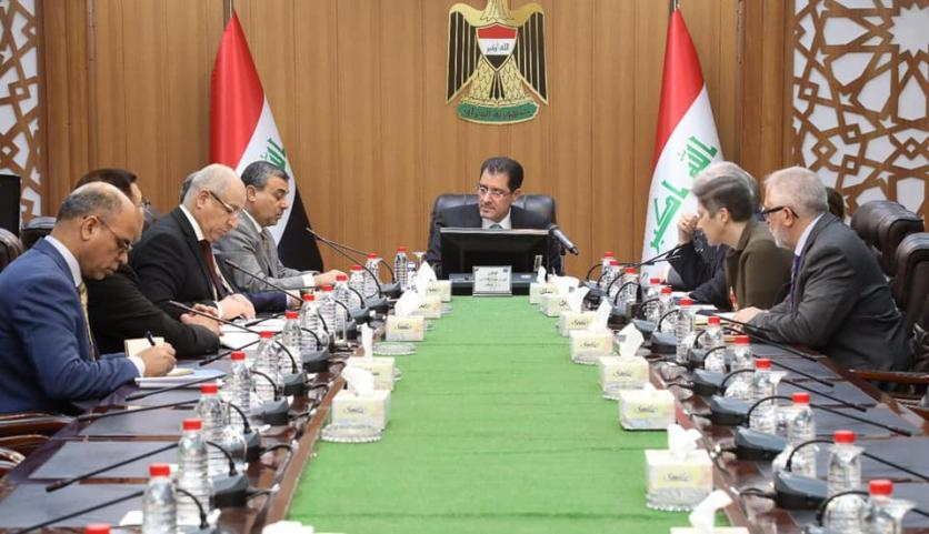 Minister of Planning chairs the first meeting of the Joint Executive Committee for Recovery, Reconstruction and Development in Iraq 1552370887dd640358c2d8ebe3c33e6ec84f57f6df--%D8%A7%D9%84%D8%AA%D8%B9%D8%A7%D9%81%D9%8A