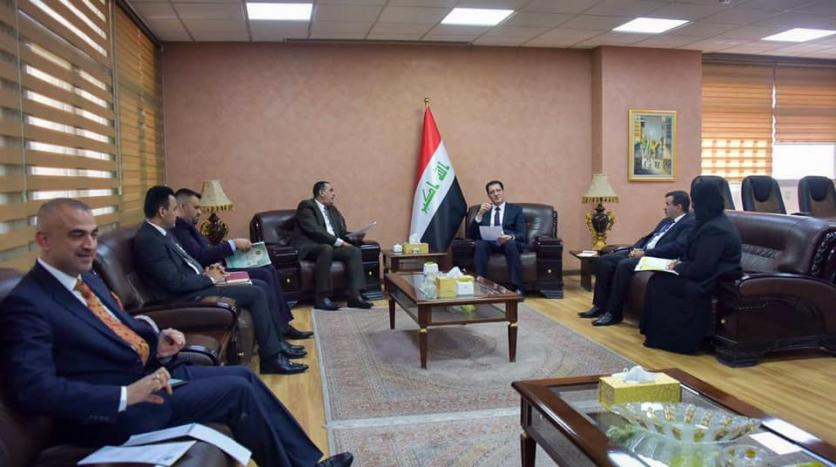 Minister of Planning discusses with the Governor of Kirkuk the reality of services and possible ways to improve them 1553058482cfc4835d5905e5ef625b9eda4c6d6be0--%D9%85%D8%AD%D8%A7%D9%81%D8%B8_%D9%83%D8%B1%D9%83%D9%88%D9%83