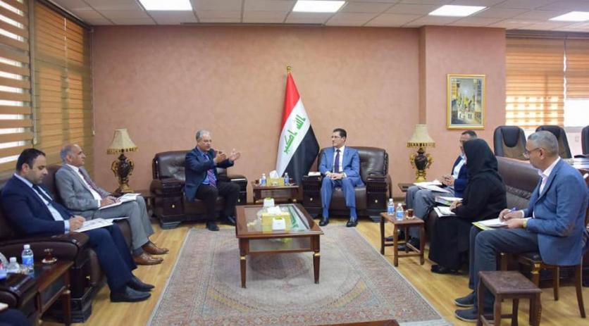The Minister of Planning is considering the efforts to restore stability and reconstruction in the liberated areas with the President of the Reconstruction Fund 1553058986b18db495cde8e8858a90a6148011b40d--%D9%85%D8%B5%D8%B7%D9%81%D9%89_%D8%A7%D9%84%D9%87%D9%8A%D8%AA%D9%8A