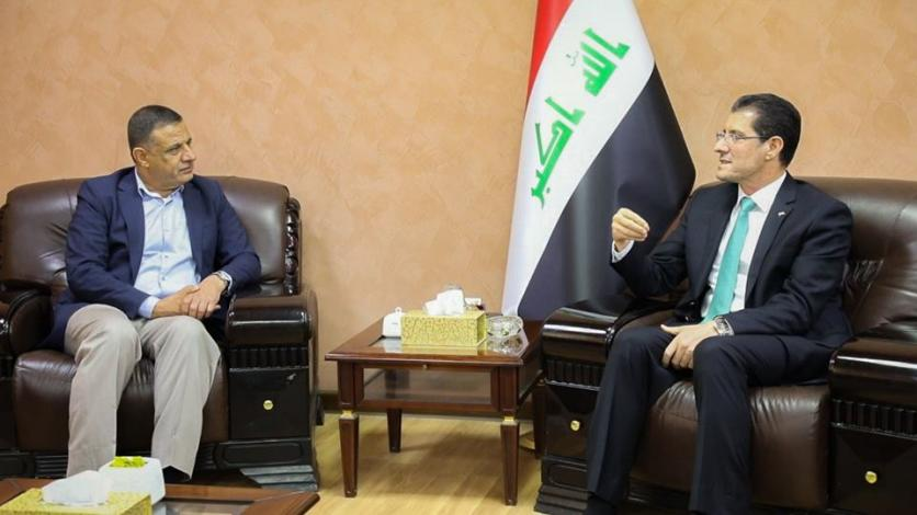 Minister of Planning discusses with the Governor of Diyala the reality of service and ways to resume work in suspended projects 1555490090d701e51b000cb274d93cd052c43e95de--diyala