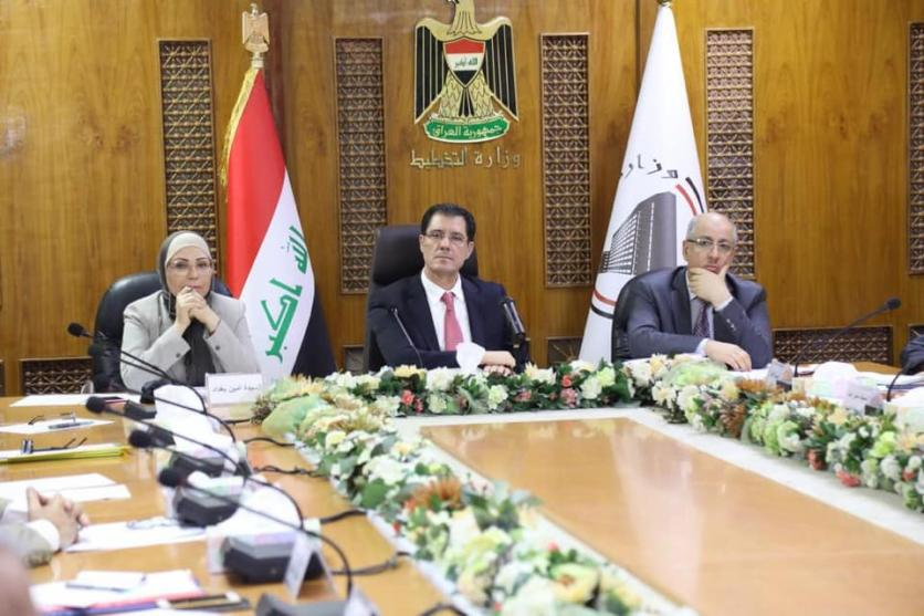 Minister of Planning announces the plan of the ministry to complete the two projects of the army channel and Al-Khansa and a number of vital projects in the province of Baghdad 1557980518ca2fbb283d6f00b1fbde41944388b6b1--jaish_channel