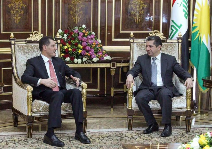"Minister of Finance reveals the ""in-depth"" talks between Erbil and Baghdad next week on the oil of the region 1568146228f0e9cd95044300912631a11c70664870--%D9%85%D8%B3%D8%B1%D9%88%D8%B1"