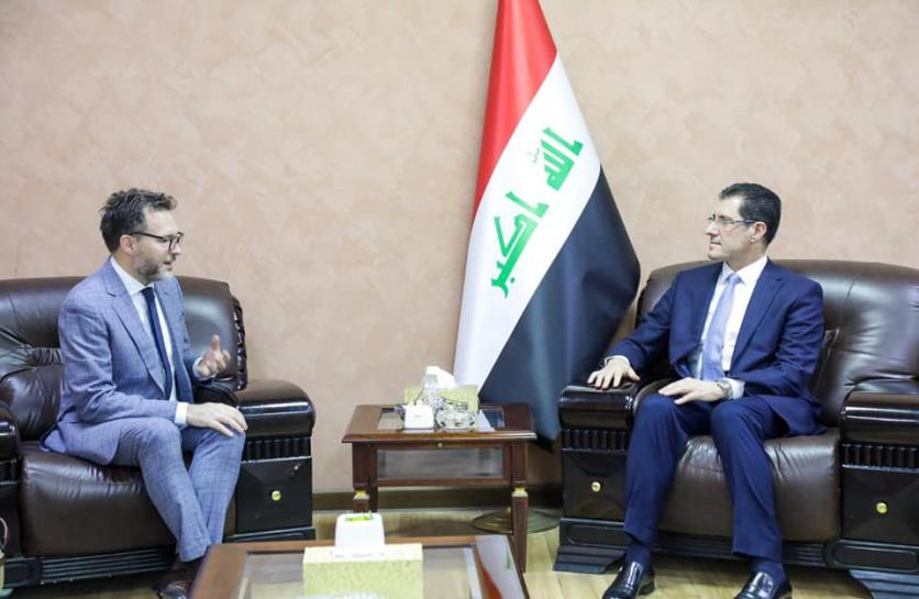 Minister of Planning discusses with Canadian Ambassador ways of enhancing joint cooperation 157543590876a5fe45620eefe7f8123a9a31bbbd08--%D8%A7%D9%84%D8%B3%D9%81%D9%8A%D8%B1_%D8%A7%D9%84%D9%83%D9%86%D8%AF%D9%8A