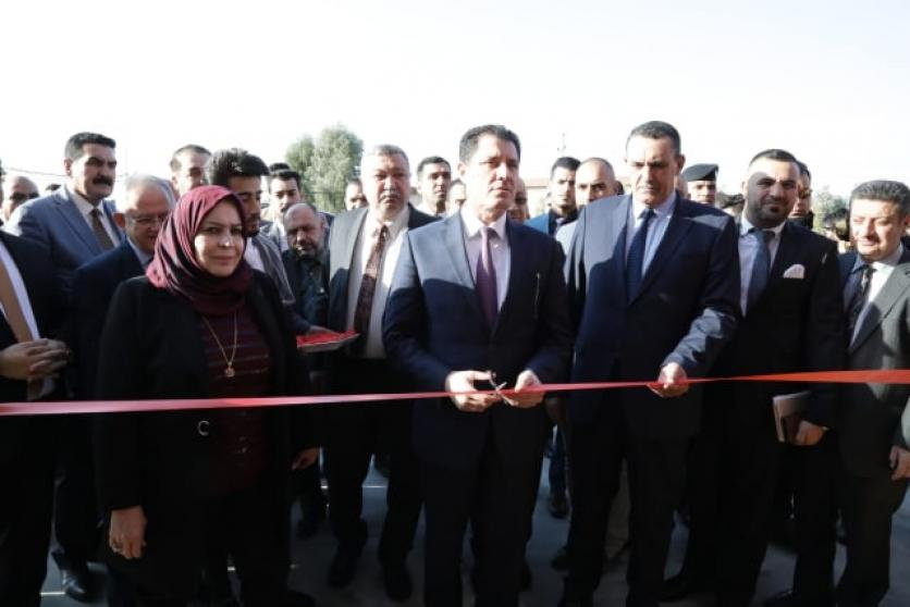 The Minister of Planning opens two housing compounds in Kirkuk Governorate 1577607817a86a9214bb4b39a473bab8f373209b53--%D9%83%D8%B1%D9%83%D9%88%D9%831