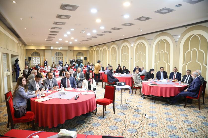 With a high-level parliamentary participation, a workshop will be held on the role of parliament in achieving the goals of sustainable development and Iraq's 2030 agenda 1554877645556d65a355cf5efb268aa642f12720a4--%D9%86%D8%AF%D9%88%D8%A9_%D8%AA%D9%86%D9%85%D9%8A%D8%A9_%D9%85%D8%B3%D8%AA%D8%AF%D8%A7%D9%85%D8%A9