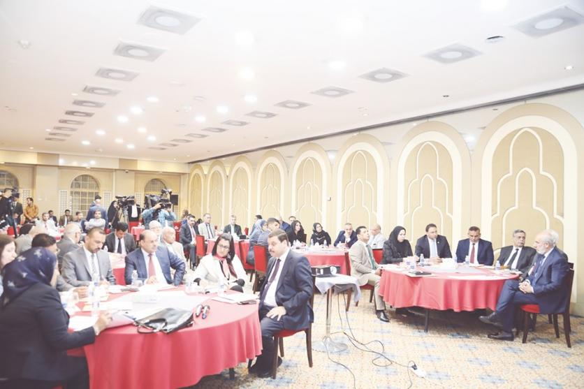 With a high-level parliamentary participation, a workshop will be held on the role of Parliament in achieving the goals of sustainable development and Iraq's 2030 agenda 1558509892cfc3a61701574f42f91d8b5b0662291f--%D8%AA%D9%86%D9%85%D9%8A%D8%A9_%D9%85%D8%B3%D8%AA%D8%AF%D8%A7%D9%85%D8%A9_2030