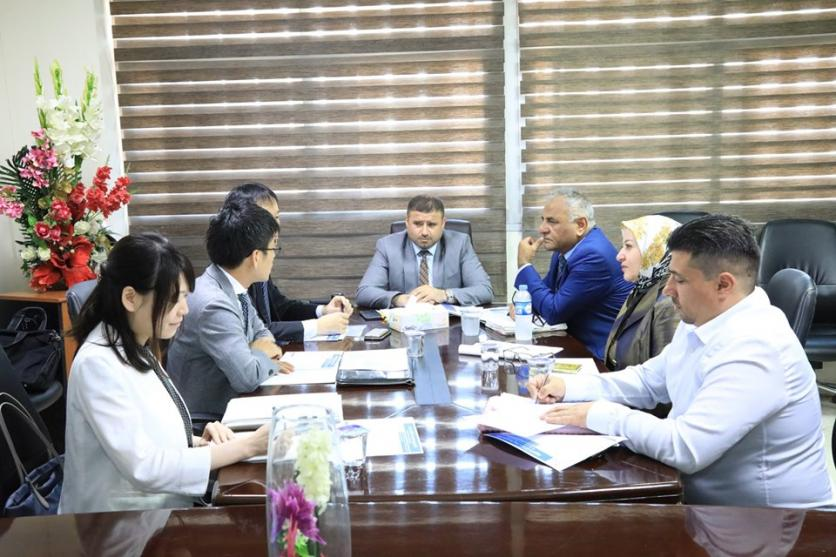 Various sectors include planning to hold a meeting with JICA to discuss Japanese loan projects worth $ 7.7 million 1562562315b40dd86ace4938bae95312c739a49beb--%D9%82%D8%B7%D8%A7%D8%B9%D8%A7%D8%AA_%D8%AC%D8%A7%D9%8A%D9%83%D8%A7