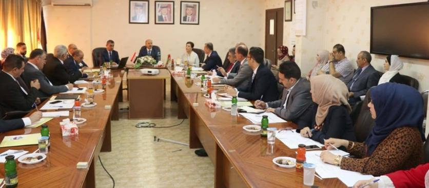 During a visit to the Hashemite Kingdom of Jordan, a delegation from the Central Statistical Organization and the Kurdistan Regional Statistics Authority briefed on the experience of implementing the electronic census 156326933227050c8f2ff83eb1f6327bdf93331812--%D8%A7%D8%AD%D8%B5%D8%A7%D8%A1