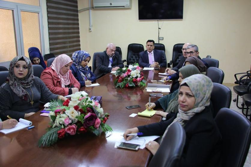 During her meeting with the representatives of the Food and Agriculture Organization of the United Nations (FAO), she held a meeting to discuss ... 15756641784d32d0505ee1d6ece020321f9ec239fe--%D9%81%D8%A7%D9%88