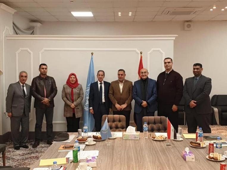 Planning discussed with Al-Habittat the possibility of establishing an urban planning center and council in Al-Muthanna Governorate ... 15766532456834e3a4766acfa9eae2af2871c61b25--%D9%87%D8%A8%D8%AA%D8%A7%D8%AA1