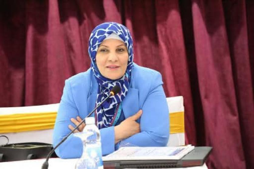 On the occasion of the Ministry's celebration of the victory of its representative in the Distinguished Arab Women Award .. The Minister of Planning announces that a number of decisions have been taken to address imbalances in public performance and leave 1595444703389d59f1a80c587da82401554537c1db--%D8%AA%D9%83%D8%B1%D9%8A%D9%85