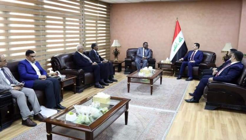 Minister of Planning discusses with the Sudanese University of Neelain prospects of scientific cooperation between the two countries 15505128698fc9ddd88262bc69972818946ebc51de--WhatsApp_Image_2019-02-18_at_8