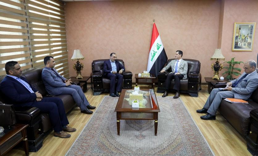 During his meeting with the delegation of the holy military threshold .. Minister of Planning: the development of religious tourism is one of the most important objectives of the five-year development plan 1550683911e281c6f21d95ef2712aa95a22e0ced7c--WhatsApp_Image_2019-02-20_at_7